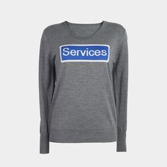 Services Sweater