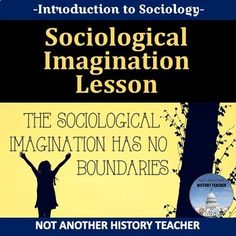 what are some examples of sociological imagination