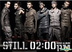 YESASIA: 2PM Mini Album - Still 2:00pm CD - 2PM, JYP Entertainment - Korean Music - Free Shipping - North America Site