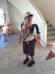 Now this is he winning costume for boys! Thanks to pinterest for amazing ideas