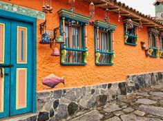 Pueblito Boyacense #Duitama #Boyaca #Travel #Trip #Colombia