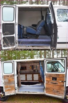 Outstanding Rv Camper Does Van Life Remodel Inspire You, When you reside in a van, it is not about the van. In any case, my van seems to be quite a divisive issue. Buying a camper van can be an extremely exp. Cargo Van Conversion, Camper Van Conversion Diy, Diy Camper, Camper Life, Bus Life, Minivan, T3 Vw, Kombi Motorhome, Kombi Camper