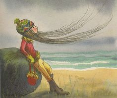 Jimmy Liao #nena #niña #viento