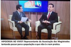 EDGAR RIBEIRO: AMMA HIPÓCRITA!!