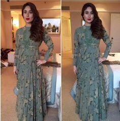Yay or Nay? Kareena Kapoor in Sabyasachi Mukherjee Show at the Lakme India Fashion Week 2016