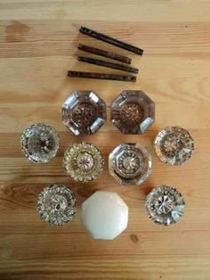 Door knobs | CostMad do not sell this item/idea but have lots of great ideas and products for sale please click below