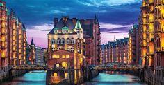 Viagem de trem de Berlim a Hamburgo #viajar