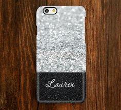 Fashion Glitter Custom iPhone 6/5S/5C/5/4S/4 Case Samsung Galaxy S5/S4/S3/Note3 Case #983