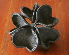 William Neil Bronze Seed Pod Casting