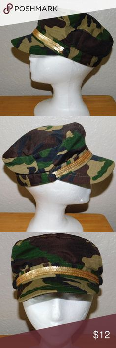 ... Sequin Embellished Military Hat Army Cadet Cap Hat Beautiful Fashion  Army Cadet Cap Hat for Women Fitted Style Material  Cotton WPL 9745 Made in  China ... 75992c14aa00