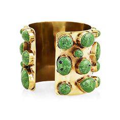 Bendall Green Turquoise Cuff | Furniture
