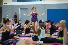 The Blogilates founder hits the brick-and-mortar big time.