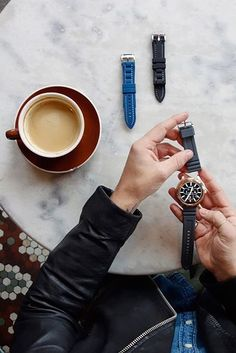 """No matter what my mood is for the day, with a smartwatch like Fossil Q Founder I can change its face and straps to match whatever I'm wearing. Fossil Q, Track Your Steps, Watches Photography, I Can Change, My Mood, Smartwatch, Stylish Men, Watches For Men, Random Stuff"