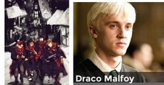 Your Hogwarts hottie is Draco Malfoy! You were the smartest person in your year for the Slytherin house. You knew Draco but not fully, as you had your own group of friends. One day while in the library, Professor Vector comes up to you with Draco Malfoy by her side asking if you could help Draco with his arithmancy homework. Draco and you decide to meet up three times a month in the library to wo...