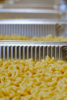 The Church Cook: Make-Ahead Creamy Mac and Cheese for 300