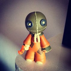 Funko figure. Sam from Trick R Treat.