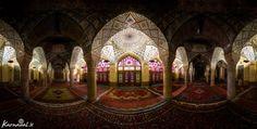 تصاویر پانوراما از ایران | تماشای زیبایی ها از نمایی متفاوت