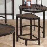 Found it at Wayfair - Roswell Stone 2 Piece Nesting Tables