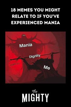 18 Memes You Might Relate to If You've Experienced Mania | The Mighty #mania #bipolar