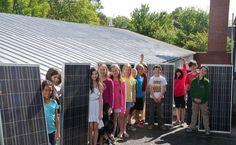 """Zafer Kalkınma Ajansının desteği ile Afyonkarahisar ilinin Sandıklı ilçesinde bir okulda, """" Güneşi Tut Gelecek Parlak Olsun """" projesi"""
