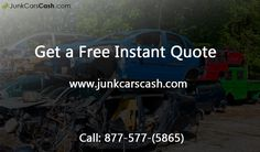 Cash For Junk Cars Online Quote Cash #for #junk #cars Program Buys Unwanted Vehicles So That The .