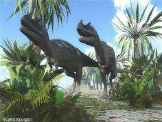 Ceratosaurus...