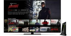 Nvidia Shield Combines All Your Entertainment Habits Inside Your TV -  #android #Nvidia #tv