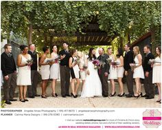 Featured Real Wedding: Christina & Christopher is published in Real Weddings Magazine's Summer/Fall 2015 Issue! Participating vendors include: www.angeleearceophotography.com, www.catrinamaria.com and www.macys.com. For more photos and their full list of wedding vendors, visit: www.realweddingsmag.com/?p=52897