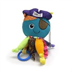 captain calamari! cute!