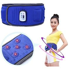 Weight Loss Vibration Slimming Belt Body Fat Massage Rejection Straps by STCorps7 ** You can get additional details at the image link. (This is an affiliate link) #PersonalCareProducts