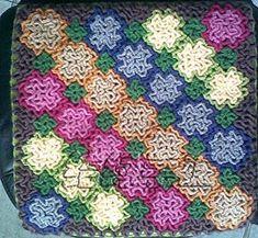 squiggle crochet