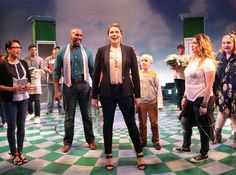 Disney's Freaky Friday at Signature Theatre: Review by The He Said She Said Experience