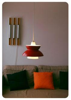 Louis Poulsen Navy Lamp