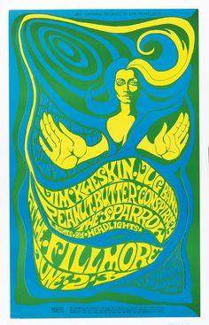 Poster, Jim Kweskin / Jug Band, 1967 | j3nx | Visits | Collection of Cooper Hewitt, Smithsonian Design Museum