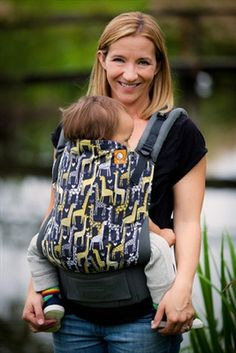 9cfe21ee77a34 Tula Baby Carrier - Toddler - Spotted Love