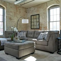 """The perfect cozy retreat for some much needed """"me"""" time! #homedecor #furniture #ashleyfurniture #thisishome #nofilter #instalike #home #livingroom"""