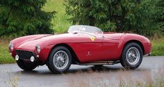 Utterly gorgeous – and an ex-Mille Miglia participant to boot… #Ferrari 500 #Mondial https://www.classicdriver.com/en/car/ferrari/500-mondial/1954/318581…