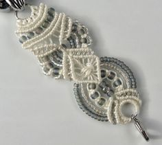 Micro Macrame Bracelet Watch eClass