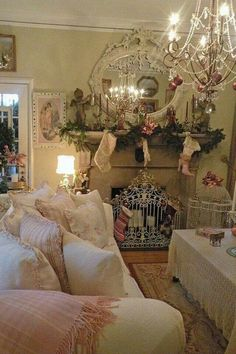 Victorian style Christmas