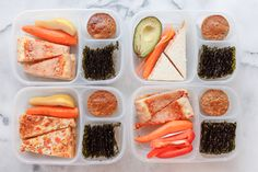 School Lunches — What Lisa Cooks