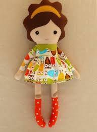 Resultado de imagen para como hacer cabello para muñecas