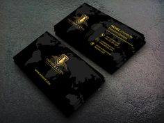 Business Cards Layout, Metal Business Cards, Beauty Business Cards, Professional Business Card Design, Black Business Card, Elegant Business Cards, Business Design, N Logo Design, Name Card Design
