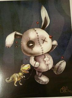 Ghoulish Bunny