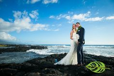 Kona Hawaii Wedding Photographer Alii Drive and the Blue Dragon | Hawaii Photographer Old Airport Beach Park www.hawaiiphotographer.com