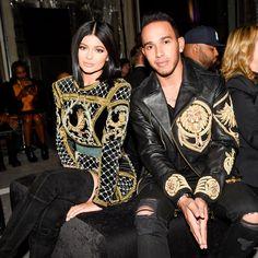 | Kylie Jenner & Lewis Hamilton |