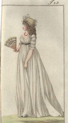1796 Journal des Luxus und der Moden
