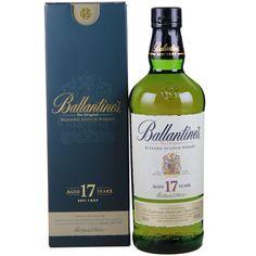 Ballantines 17YO Scotch Whisky 0,7L 43% - Schotland