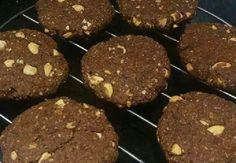 Receta de Galletas veganas de chocolate