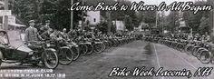 Bike Week Laconia Laconia Bike Week, Motorcycle Events, New Hampshire, Comebacks, Technology, Tech, Tecnologia