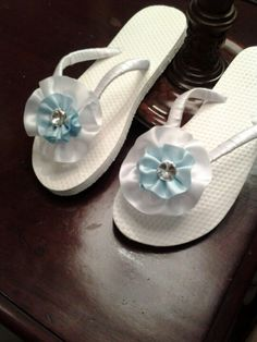 c271ed56c0771 Decorated wedding sandals